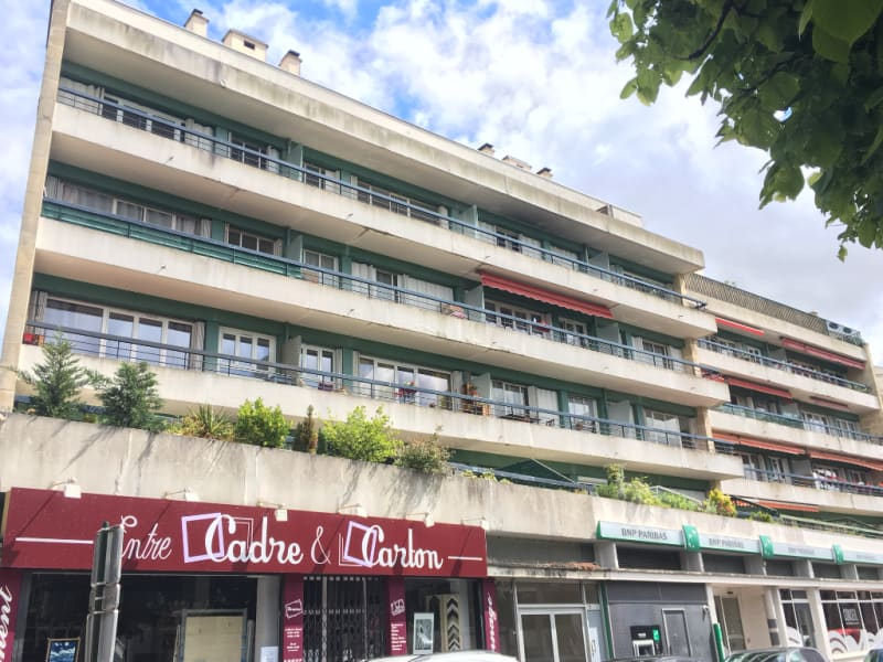 Rental apartment Soisy-sous-montmorency 650€ CC - Picture 1