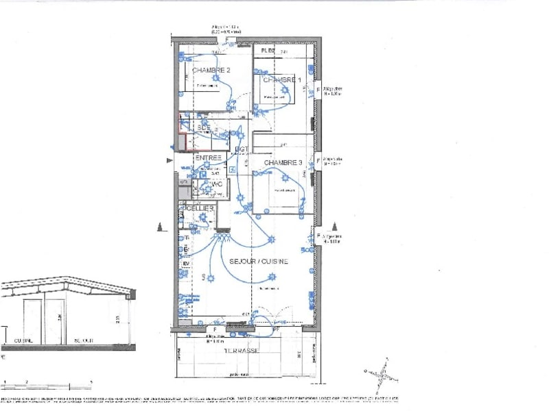 Venta  apartamento La rochelle 321699€ - Fotografía 6