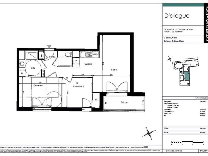 Vente appartement La rochelle 304000€ - Photo 8