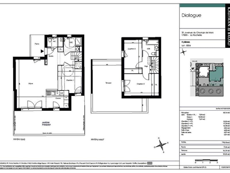 Venta  casa La rochelle 528000€ - Fotografía 5