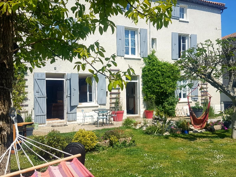 Vente maison / villa Frontenay rohan rohan 344000€ - Photo 9
