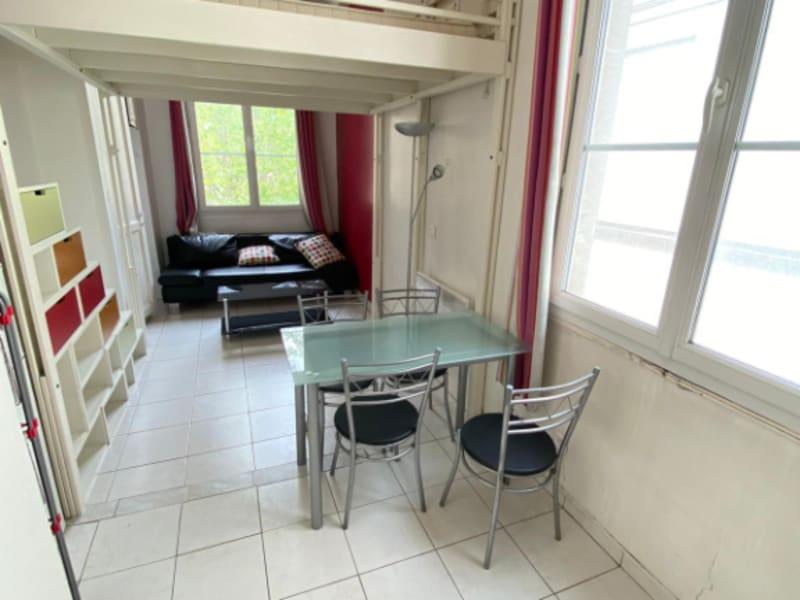 Rental apartment Paris 5ème 890€ CC - Picture 2
