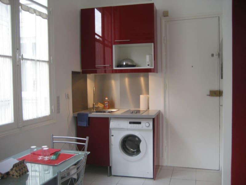 Rental apartment Paris 5ème 890€ CC - Picture 3