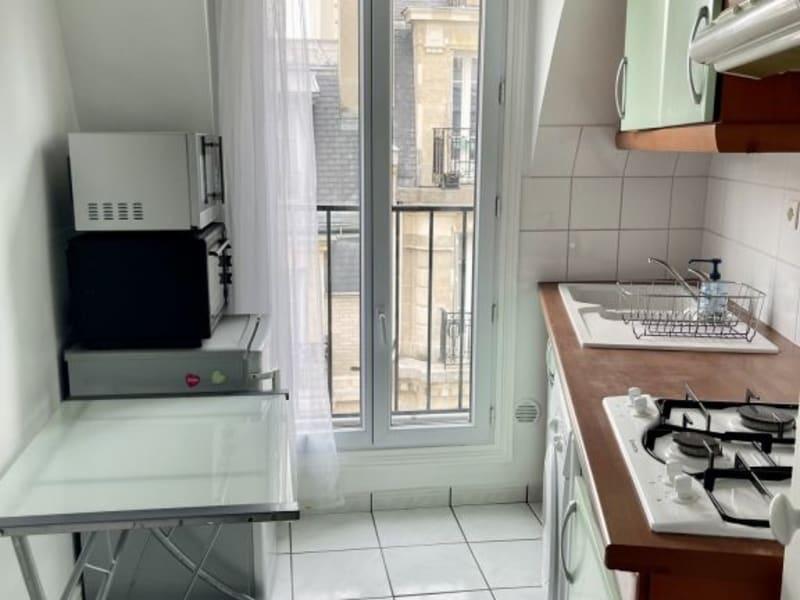Rental apartment Paris 15ème 1300,08€ CC - Picture 10