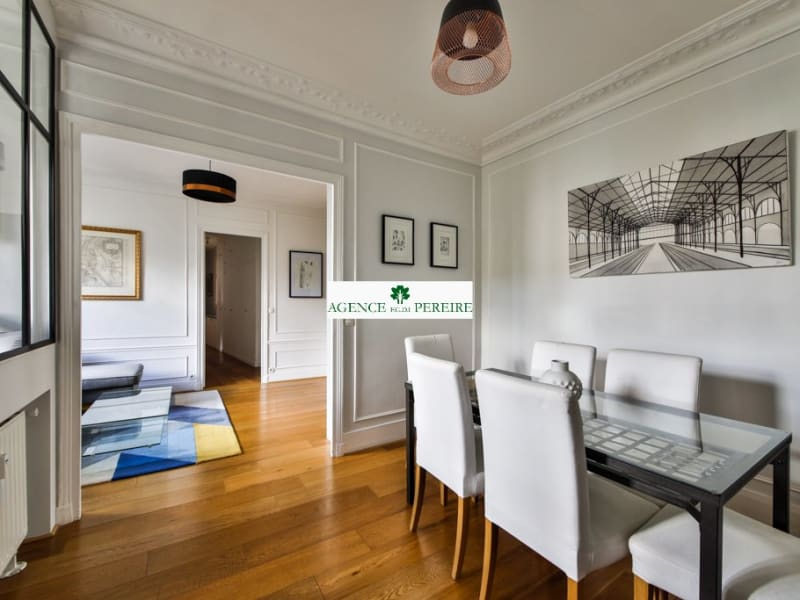 Vente de prestige appartement Paris 17ème 1029000€ - Photo 2
