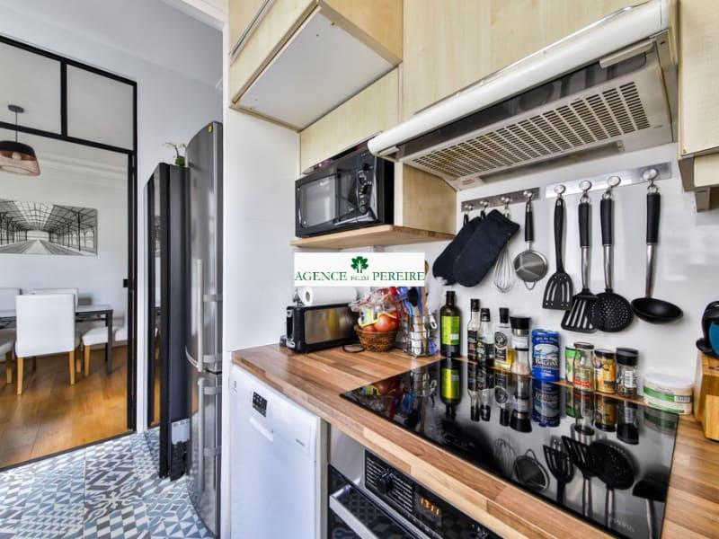 Vente de prestige appartement Paris 17ème 1029000€ - Photo 8
