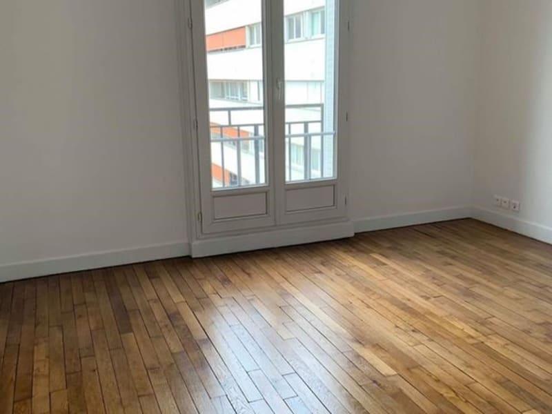 Rental apartment Paris 15ème 1590€ CC - Picture 2