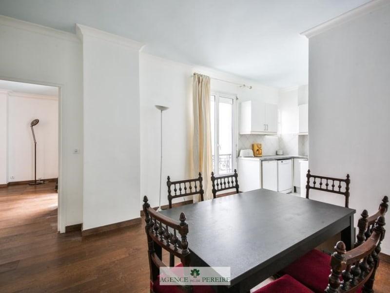 Rental apartment Paris 17ème 1950€ CC - Picture 1