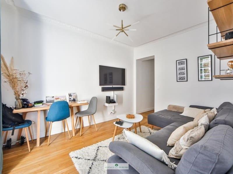 Vente appartement Paris 17ème 530000€ - Photo 4