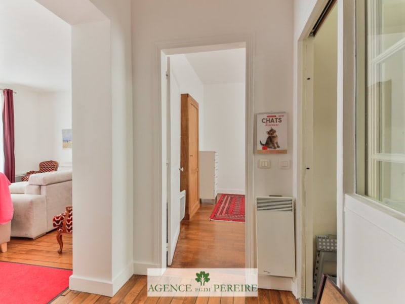 Sale apartment Paris 17ème 640000€ - Picture 3