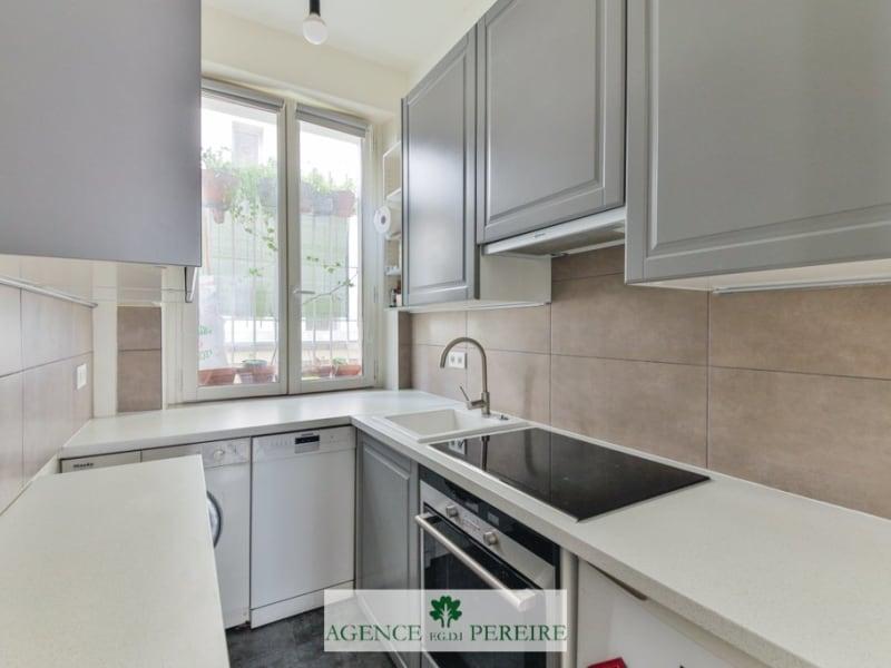 Sale apartment Paris 17ème 640000€ - Picture 8