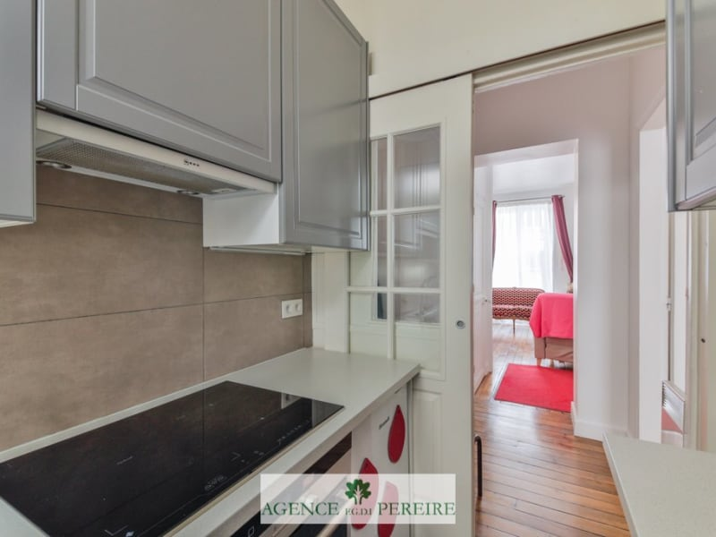 Sale apartment Paris 17ème 640000€ - Picture 9