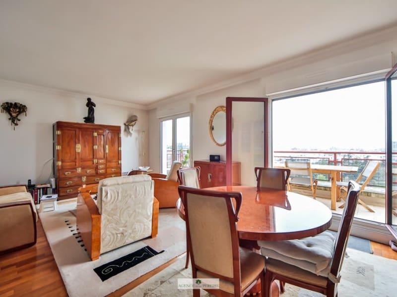 Sale apartment Paris 17ème 1000000€ - Picture 1