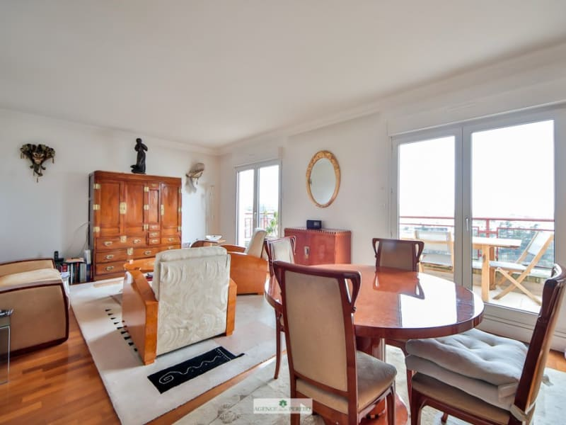 Sale apartment Paris 17ème 1000000€ - Picture 2