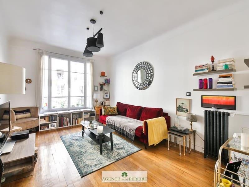 Sale apartment Paris 17ème 1025000€ - Picture 2