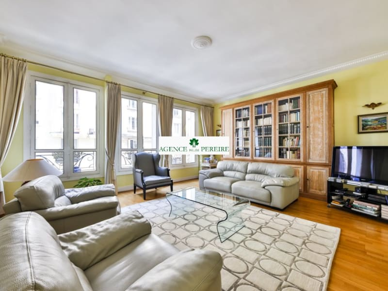 Vente de prestige appartement Paris 17ème 1600000€ - Photo 3