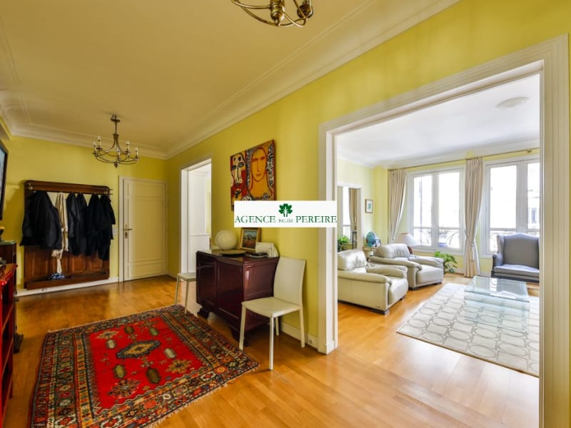 Vente de prestige appartement Paris 17ème 1600000€ - Photo 5