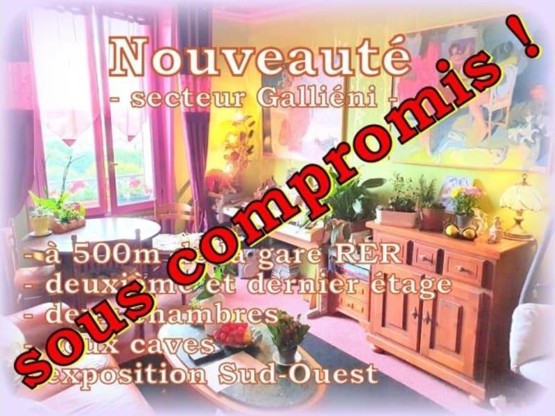 Vente appartement Villemomble 215000€ - Photo 1