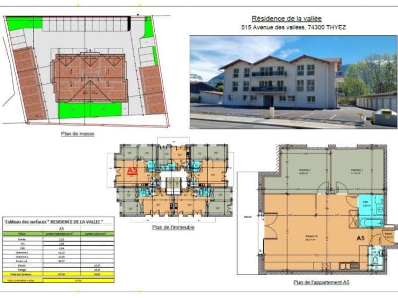 Vente appartement Thyez 220000€ - Photo 1