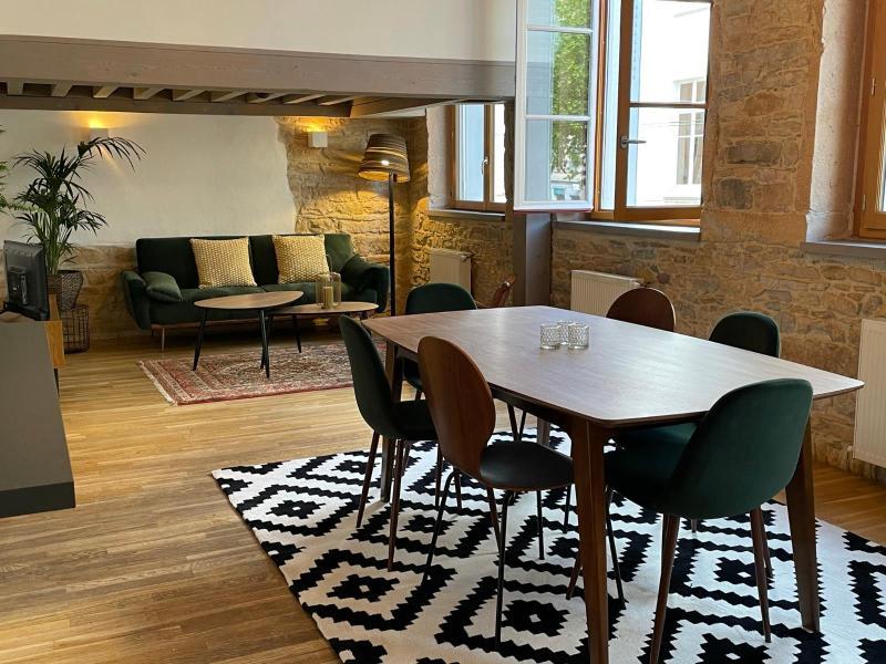 Rental apartment Lyon 4ème 1790€ CC - Picture 1