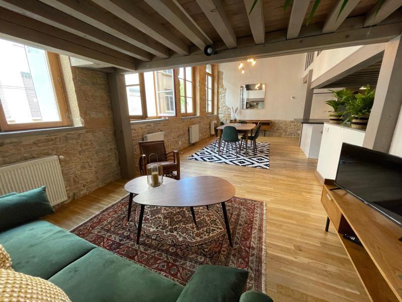 Rental apartment Lyon 4ème 1790€ CC - Picture 2