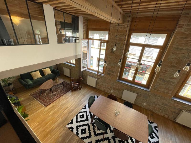 Rental apartment Lyon 4ème 1790€ CC - Picture 4