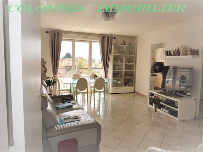 Vente appartement Argenteuil 289000€ - Photo 2