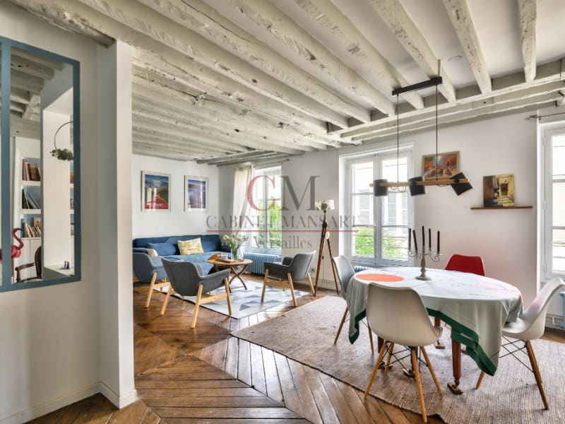 Sale apartment Versailles 1000000€ - Picture 2