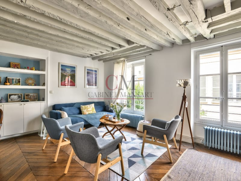 Sale apartment Versailles 1000000€ - Picture 4