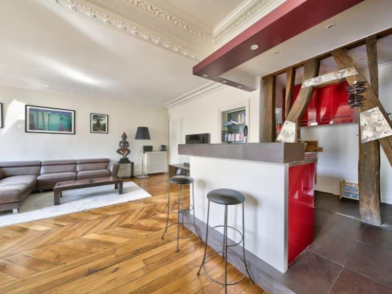 Vente appartement Paris 17ème 1236000€ - Photo 8