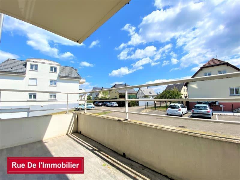 Vente appartement Haguenau 190000€ - Photo 3