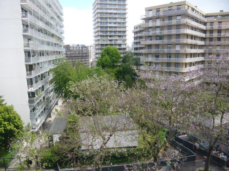 Sale apartment Paris 14ème 411000€ - Picture 1