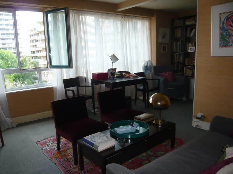 Sale apartment Paris 14ème 411000€ - Picture 2