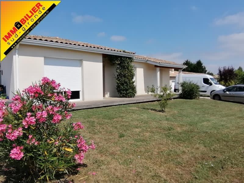 Sale house / villa Cadillac 249100€ - Picture 1