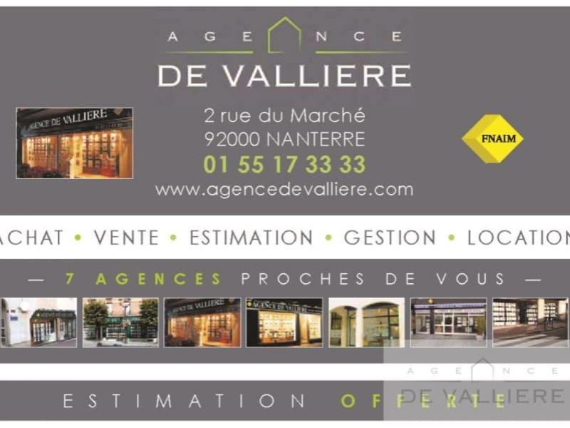 Sale apartment Nanterre 390000€ - Picture 2
