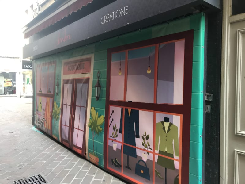 Location local commercial Saint omer 700€ HC - Photo 2