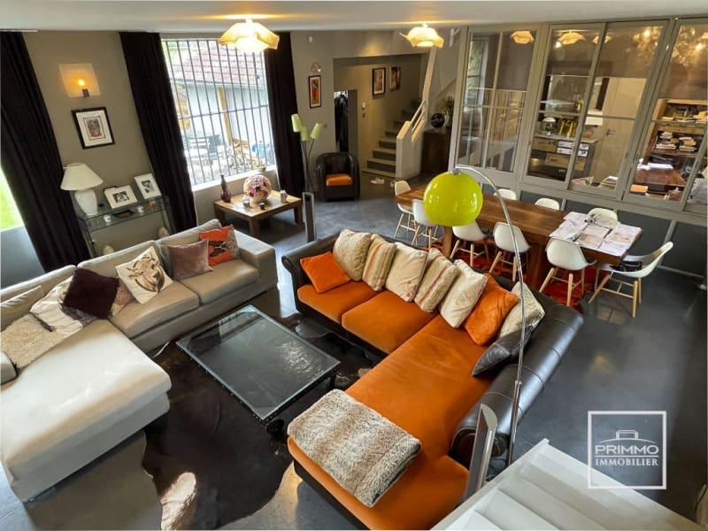 Sale house / villa Saint didier au mont d or 1250000€ - Picture 1