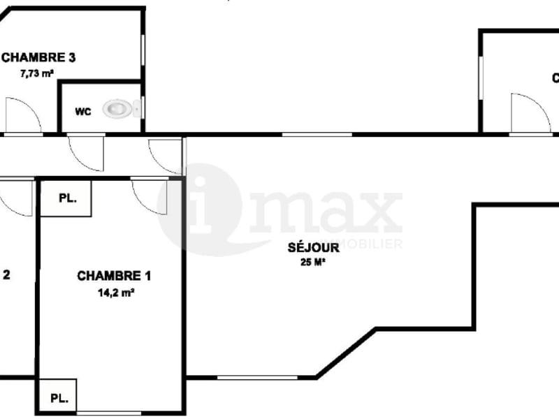 Sale apartment Asnieres sur seine 685000€ - Picture 5