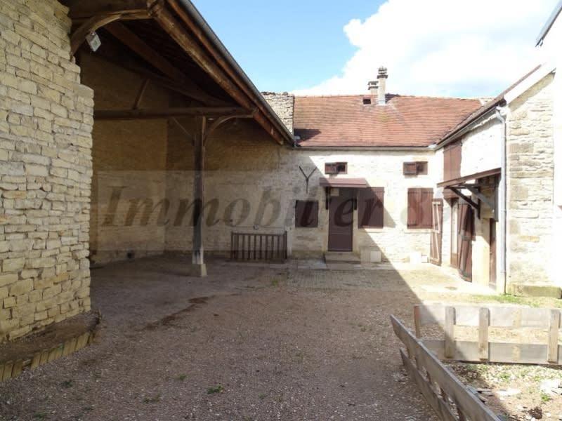 Vente maison / villa Secteur laignes 49500€ - Photo 15