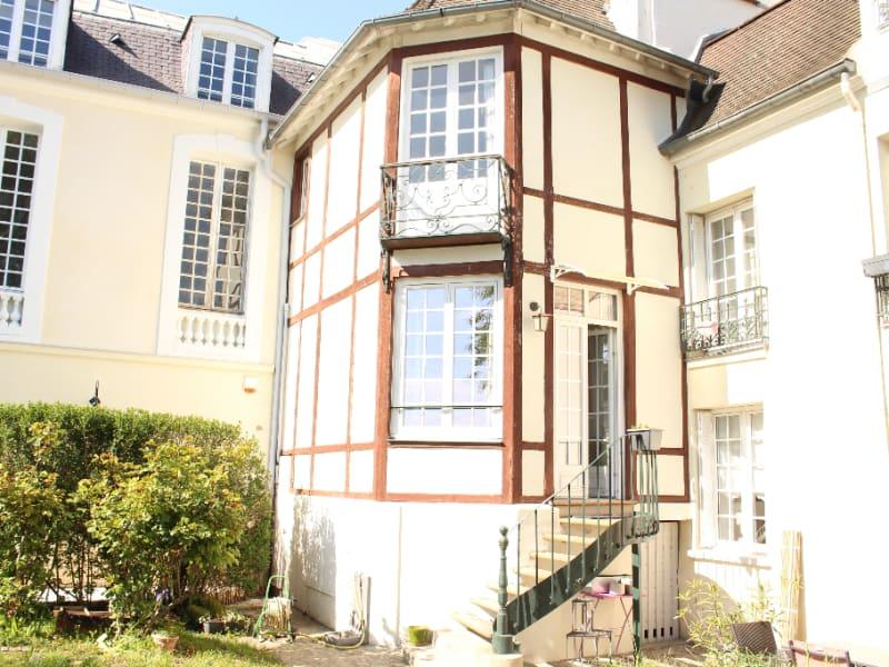 Rental apartment Ablon sur seine 710€ CC - Picture 1