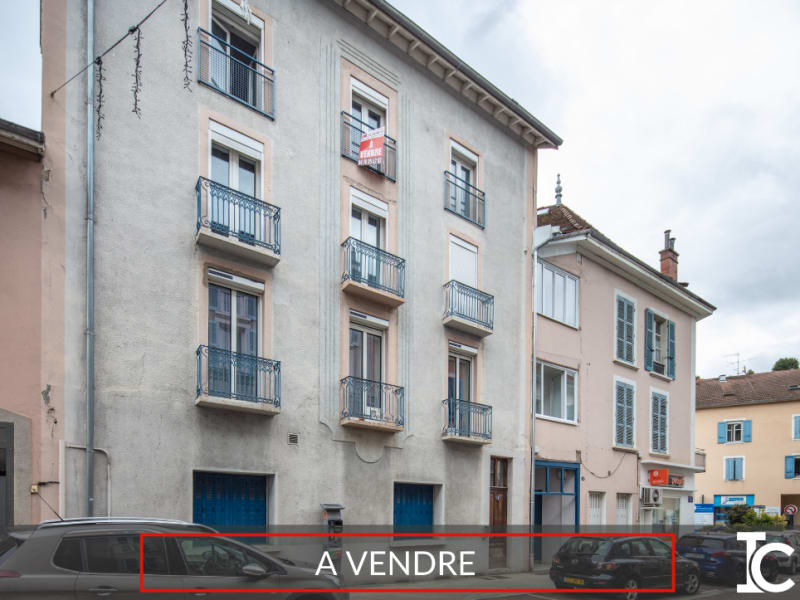APPARTEMENT VOIRON - 3 pièce(s) - 57 m2