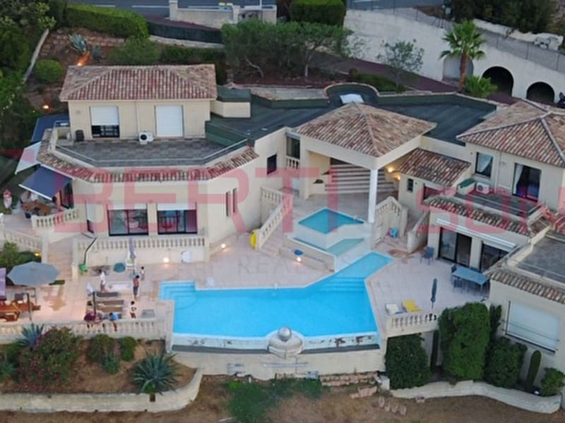 Sale house / villa Antheor 1450000€ - Picture 2