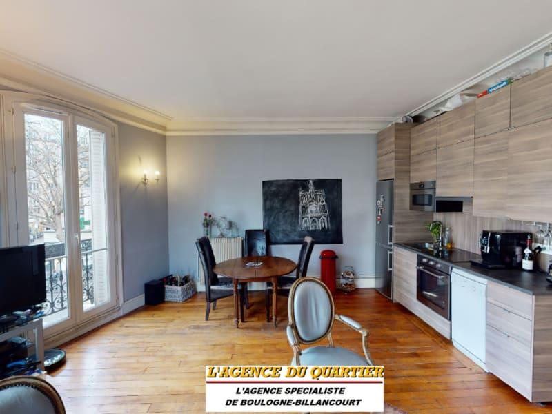 Sale apartment Boulogne billancourt 649000€ - Picture 1