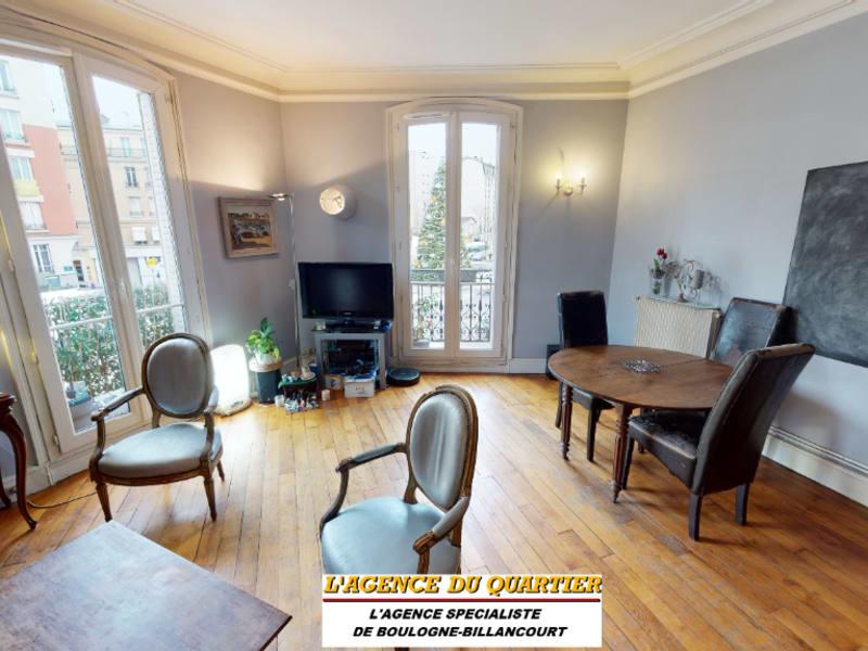 Sale apartment Boulogne billancourt 649000€ - Picture 3