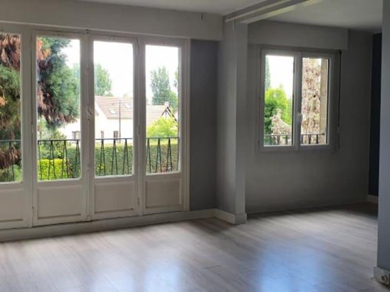 Rental apartment Villennes sur seine 860€ CC - Picture 1