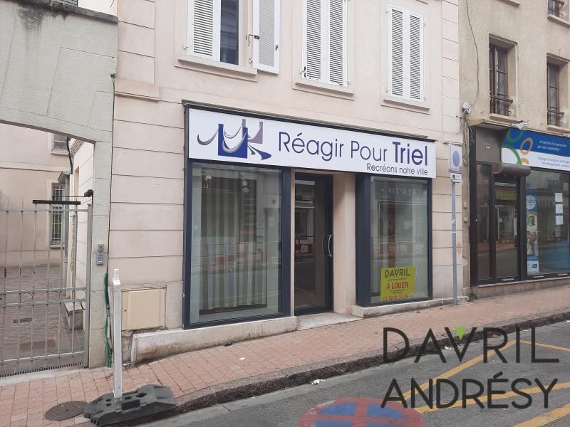 Rental office Triel sur seine 1040€ HC - Picture 1