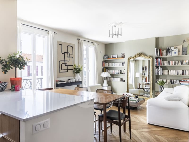 Vente appartement Asnieres sur seine 785000€ - Photo 8