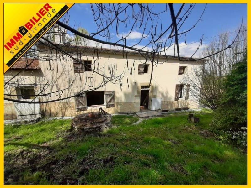 Sale house / villa La reole 212300€ - Picture 1