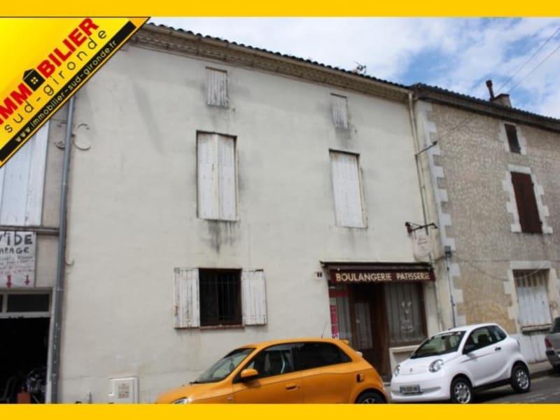 Sale house / villa Langon 92500€ - Picture 1