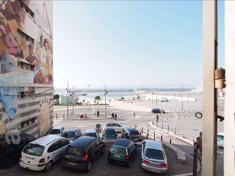 Rental apartment Marseille 2ème 540€ CC - Picture 1